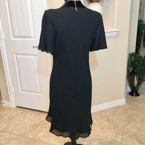 Virgo Dresses - Black Dress Size 8 New